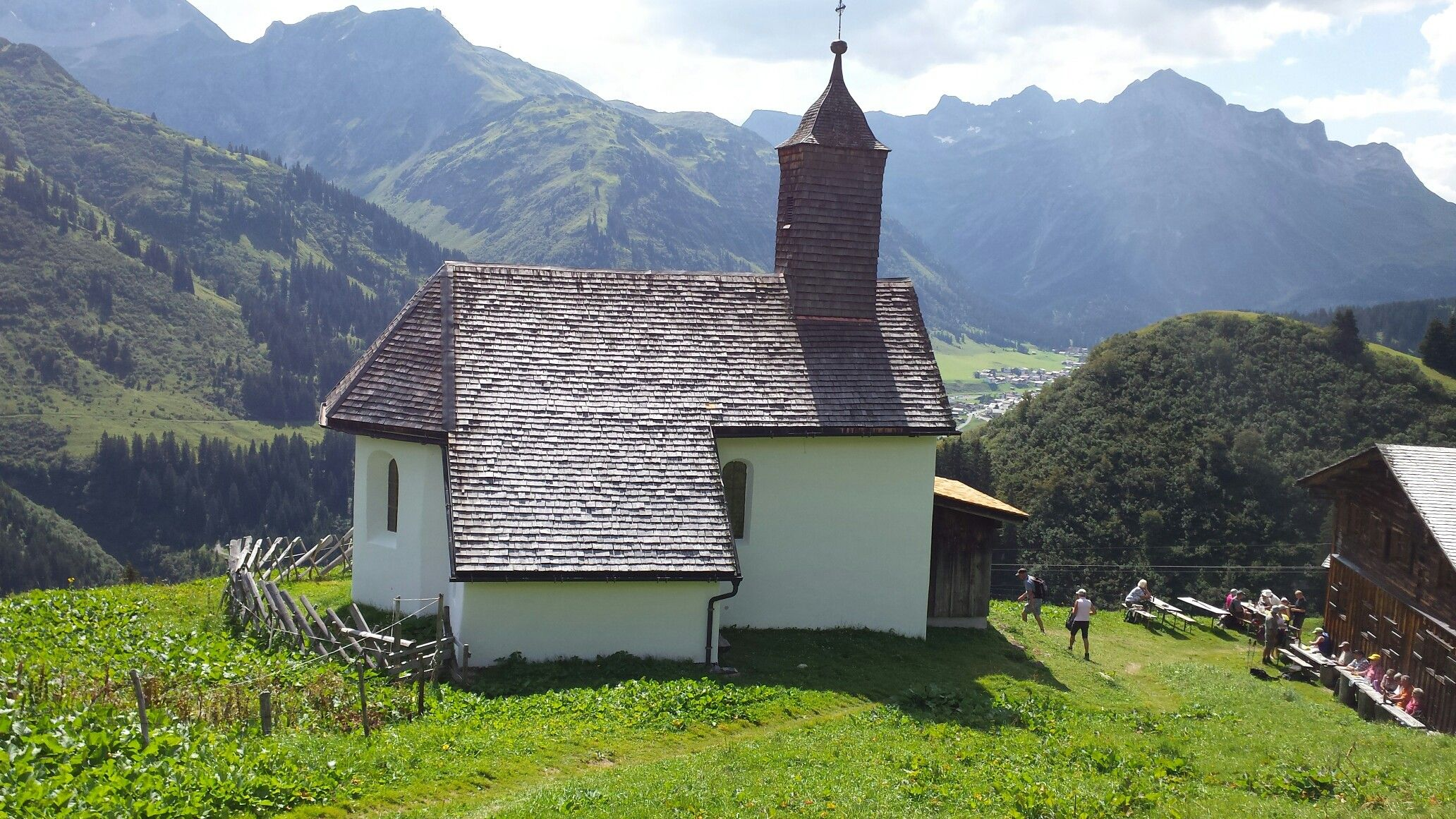 Vorarlberg, Bürstegg