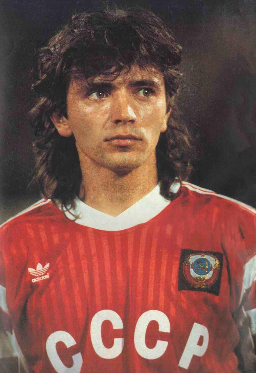 Football player Igor Dobrovolsky: biography, photos and interesting facts 21