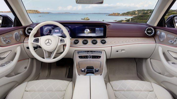 Image result for mercedes e class interior