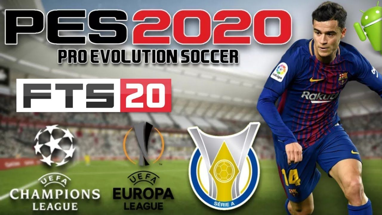 Pes 2020 Mod Fts Android Mobile Update Download Com Imagens