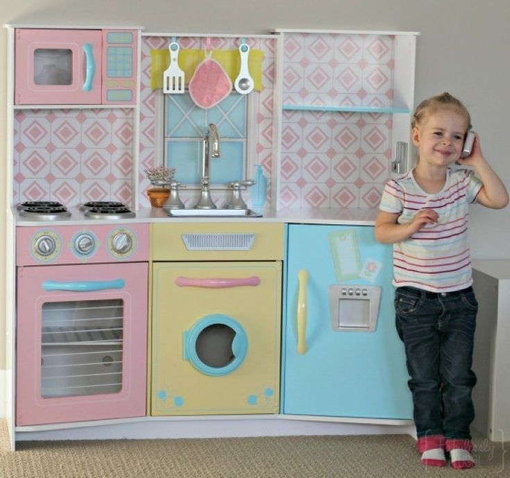 Totally Inspiring Kitchen Set For Kids Costco | Kids Kitchen ...