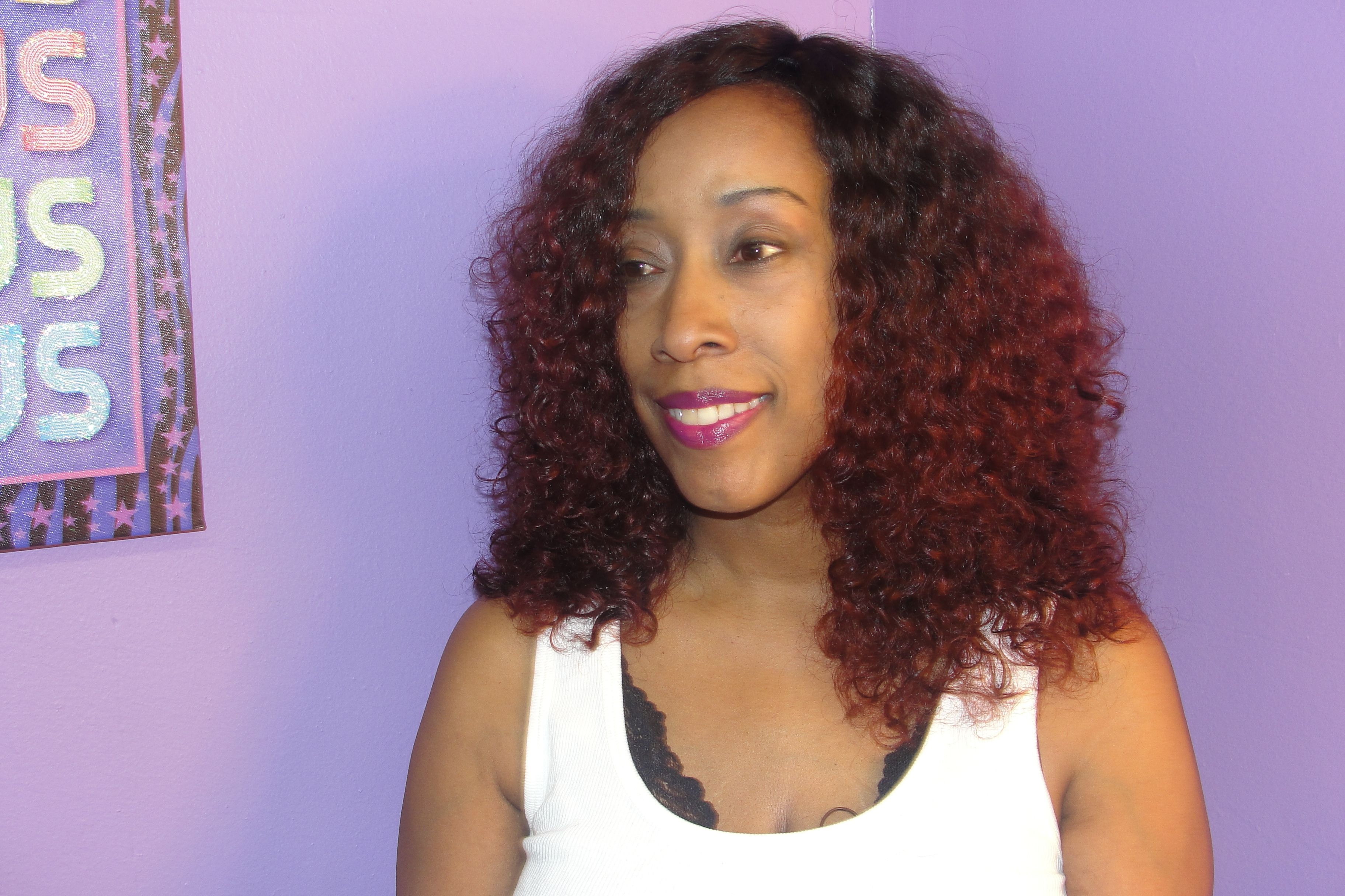 Curly Hair Sew In By Msjudith Of Fabulous Hair And Weave Salon