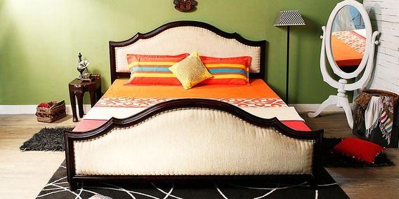 Giường Cưới đẹp Giường Cười Chồng