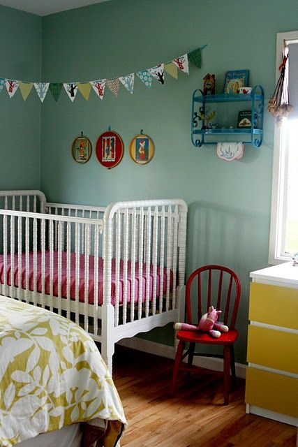 This Is A Corner Of The Pas Bedroom Not Whole Nursery I Love It