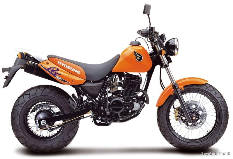 Hyosung Karion 125 Scrambler For Sale Product Launch India