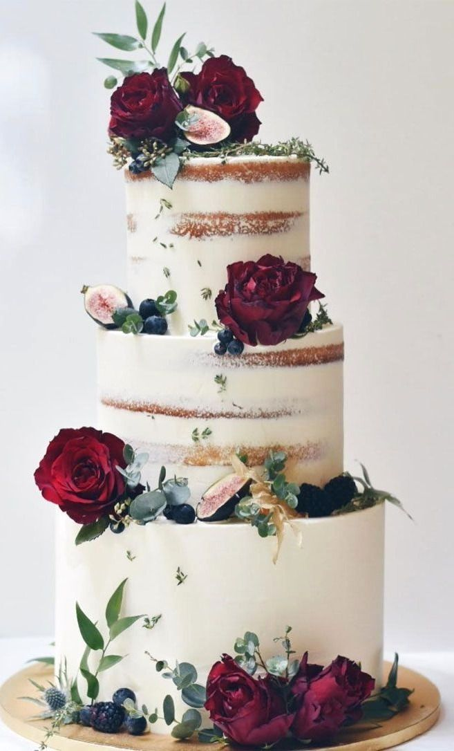 Rustic Wedding Cakes Ideas