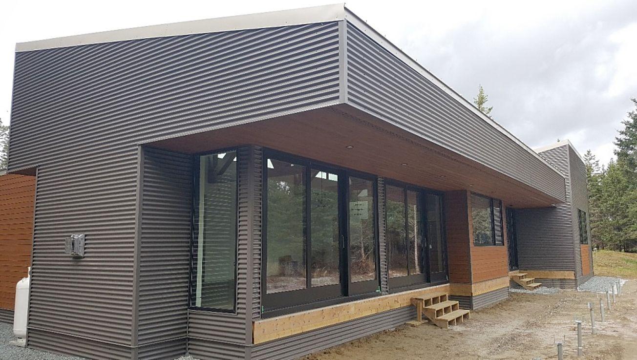 Residential Steel Roofing & Siding Residential steel