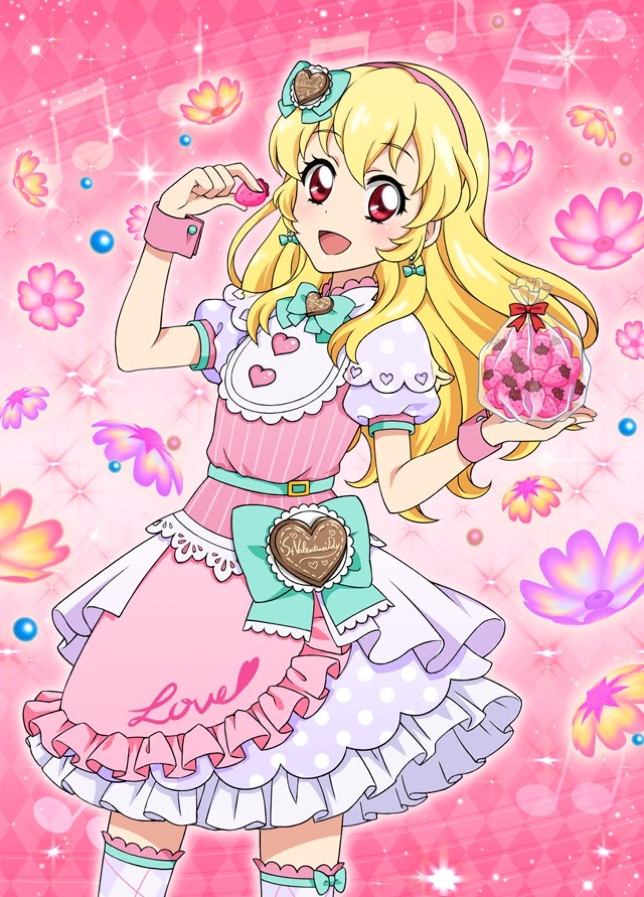 """""""Sweet Chocolate"""" Ichigo Hoshimiya Rapunzel, Disney"""