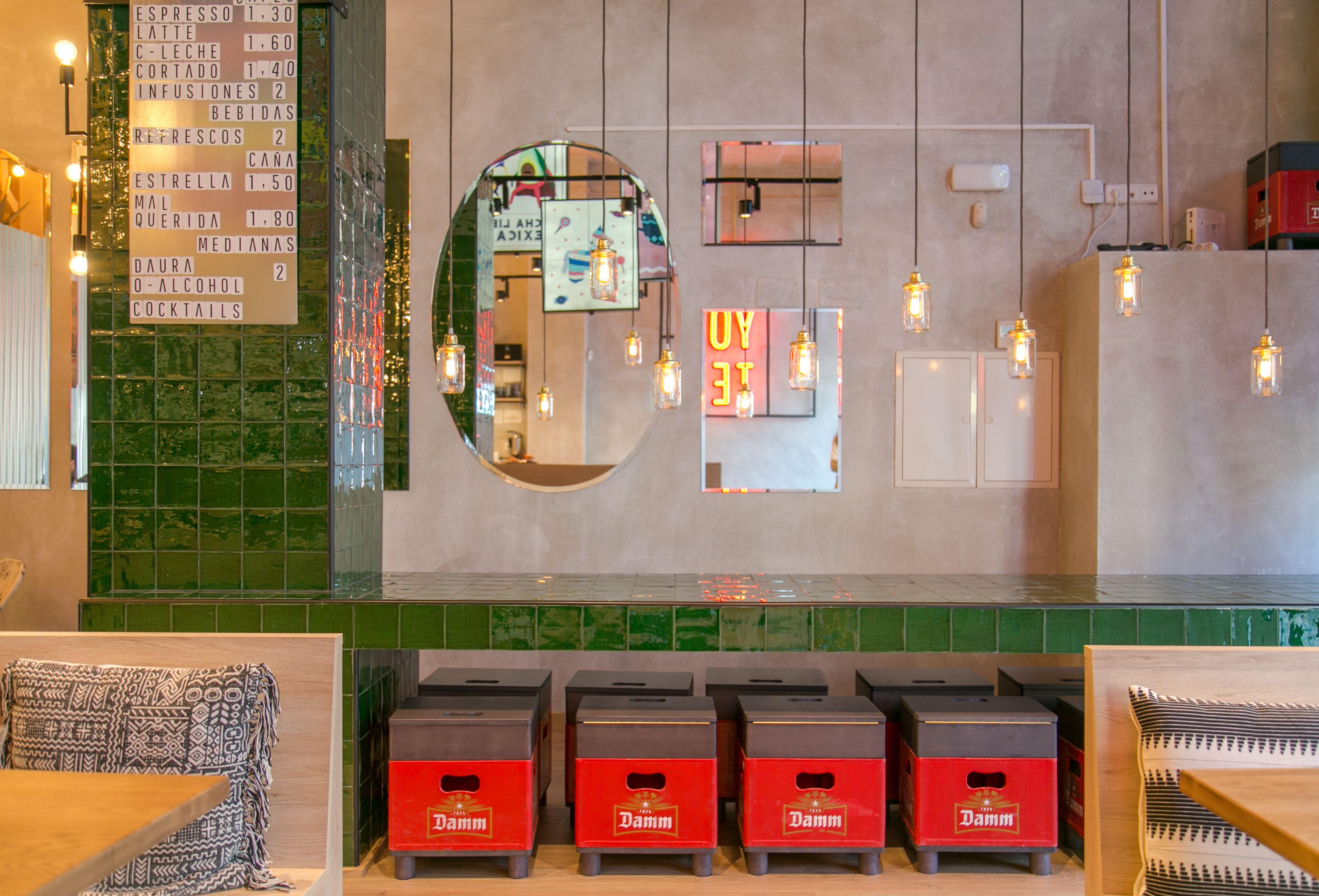 Casa Coyote Interiorismo Restaurante Casas Interiores