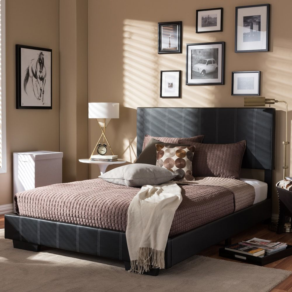 baxton studio adonia modern and contemporary full size
