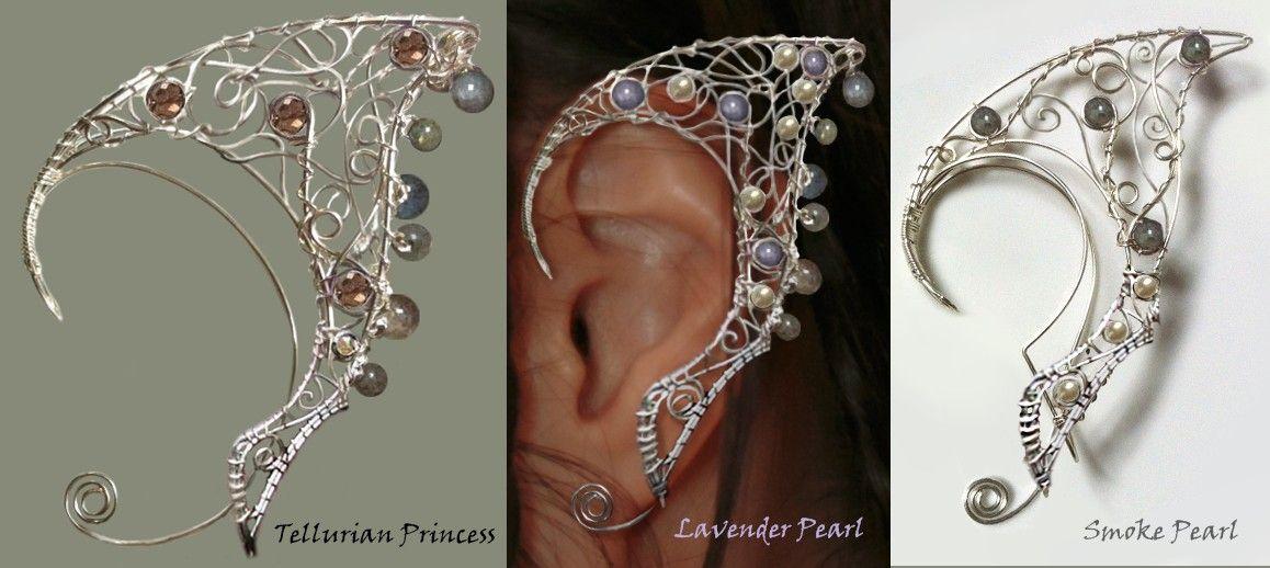 Blog about ear cuff designs