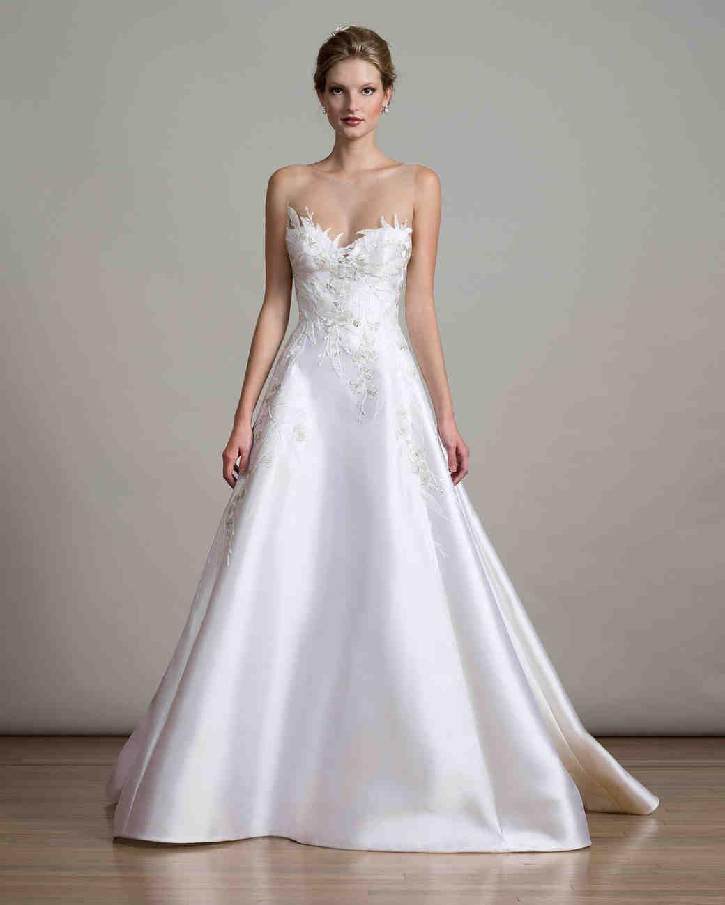 Liancarlo Fall 2017 Wedding Dress Collection   Martha Stewart ...