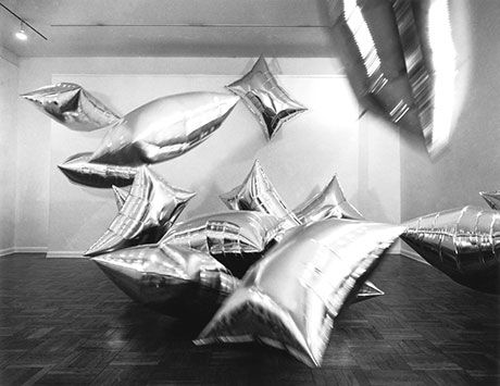 Henry Moore Institute - Pillow Talk: Andy Warhol's Silver Pictures