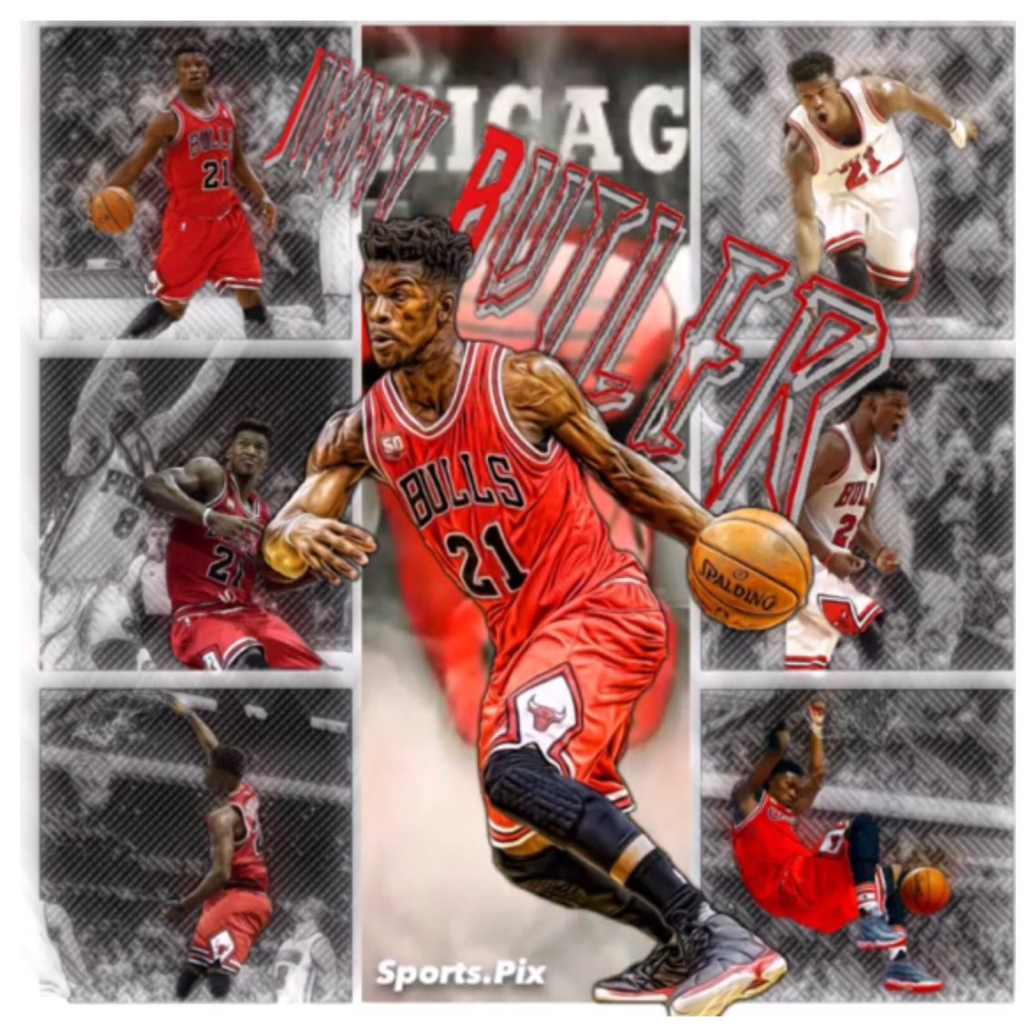 Jimmy Butler Game artwork, Video game covers, Video