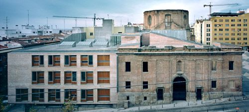 Madrid lavapi s linazasoro escuelas pias de san for Escuelas pias madrid