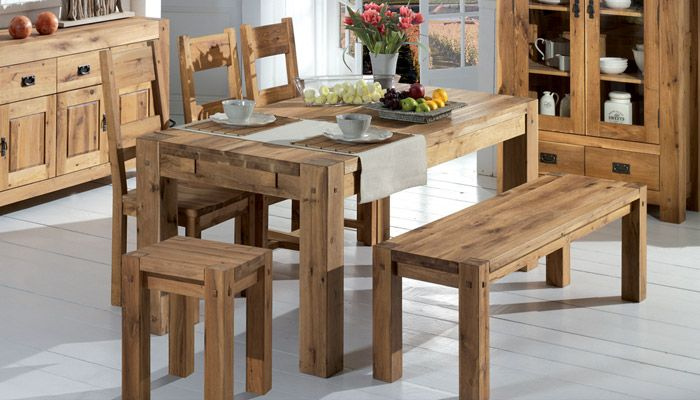 Table Collection Norway Table Et Chaises En Bois Meuble En Pin Table Et Chaises