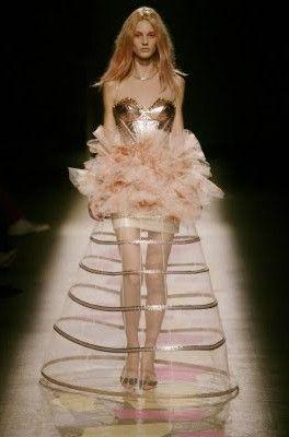 Fashion Is My Muse: Crinolines In Contemporary Fashion Giles Deacon