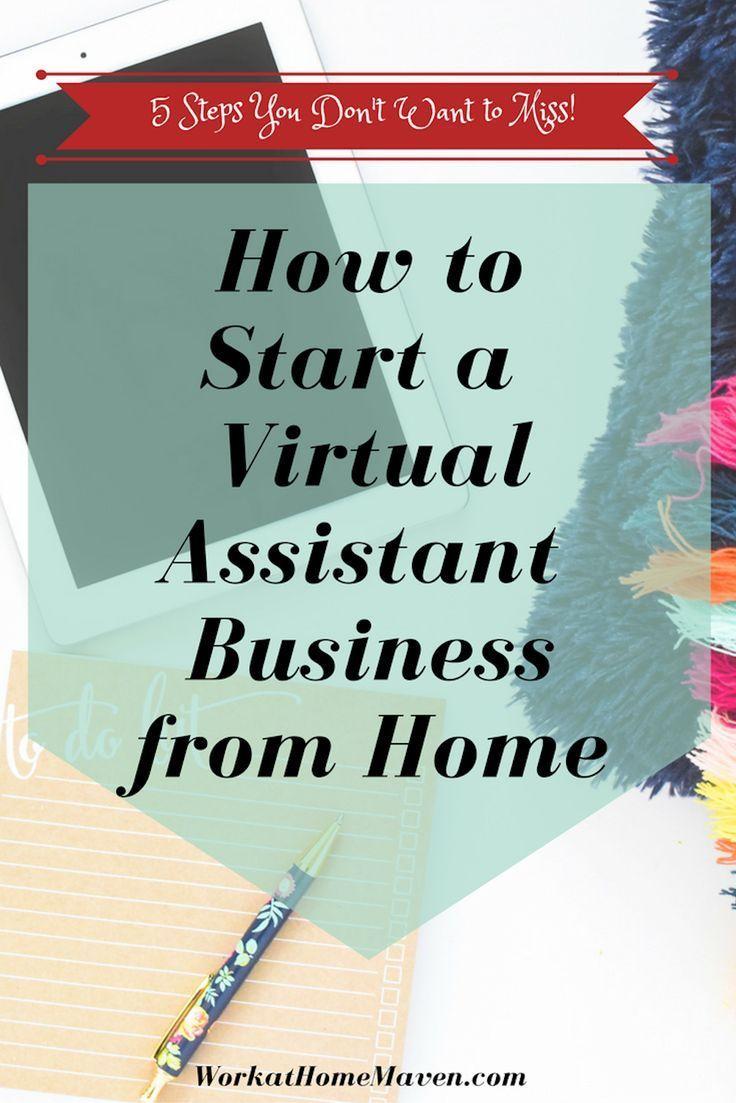 Virtual assistant business, Virtual
