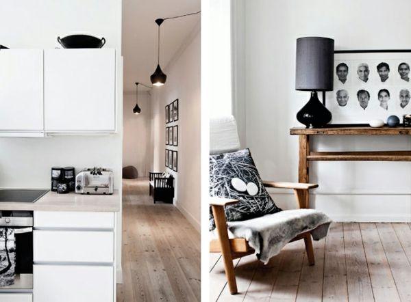 nordische-möbel-moderne-gestaltung | INTERIØRDESIGN | Pinterest ...
