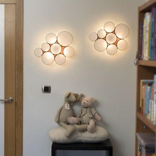 diy wall lighting. DIY Inspiration \u2013 Wall Light Installations/// Diy Lighting