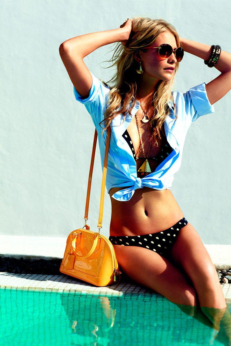 Delevigne poppy for louis vuitton summer campaign fotos