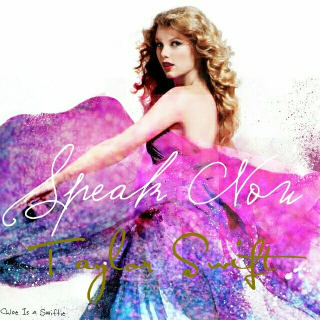 Taylor Swift Speak Now Album Cover Edit By Chloe Is A Swiftie Taylor Swift Album Taylor Swift Speak Now Taylor Swift Album Cover