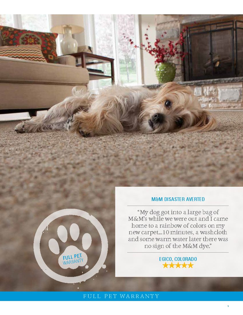 Mohawk SmartStrand Carpet made with DuPont Sorona Polymer -- the carpet I would get if I got carpet! It is permanently stain-resistant, super durable, ...