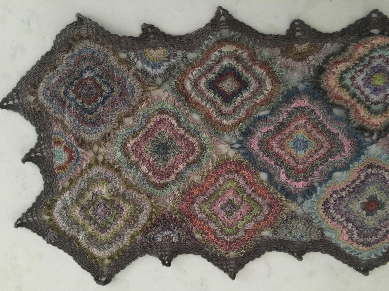 Sophie Digard Handmade Scarf From France | eBay | crochet ...