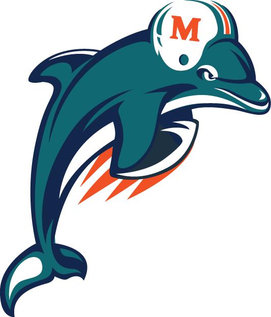 awesome 5 Best Sports Logos Miami dolphins logo, Miami