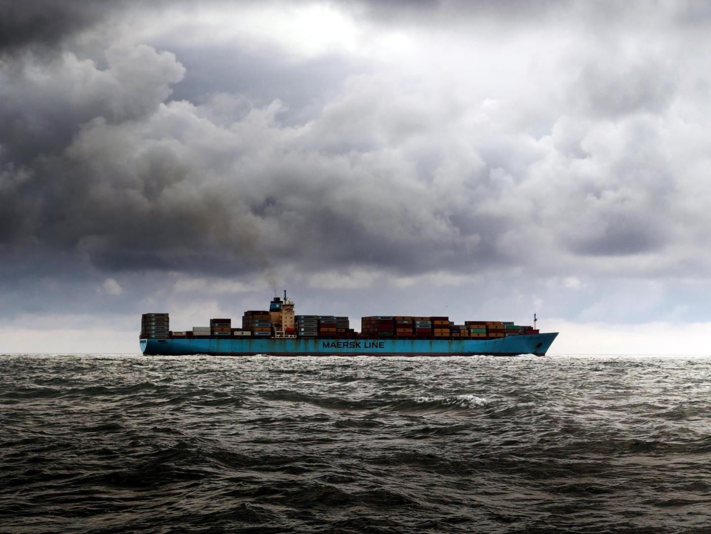 hanjin container ship | AgileGlobalTrade | Export business