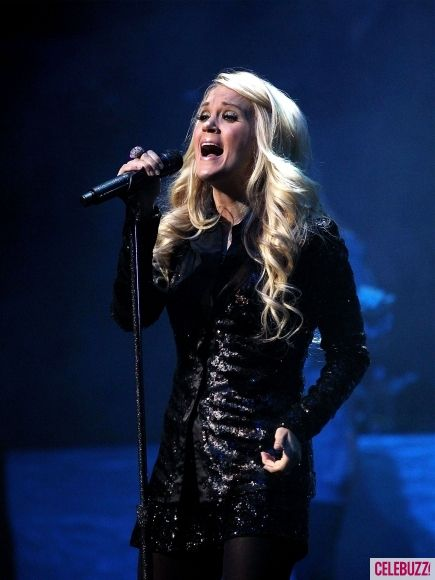 Carrie Underwood live at the Palais Theatre (June 26th)