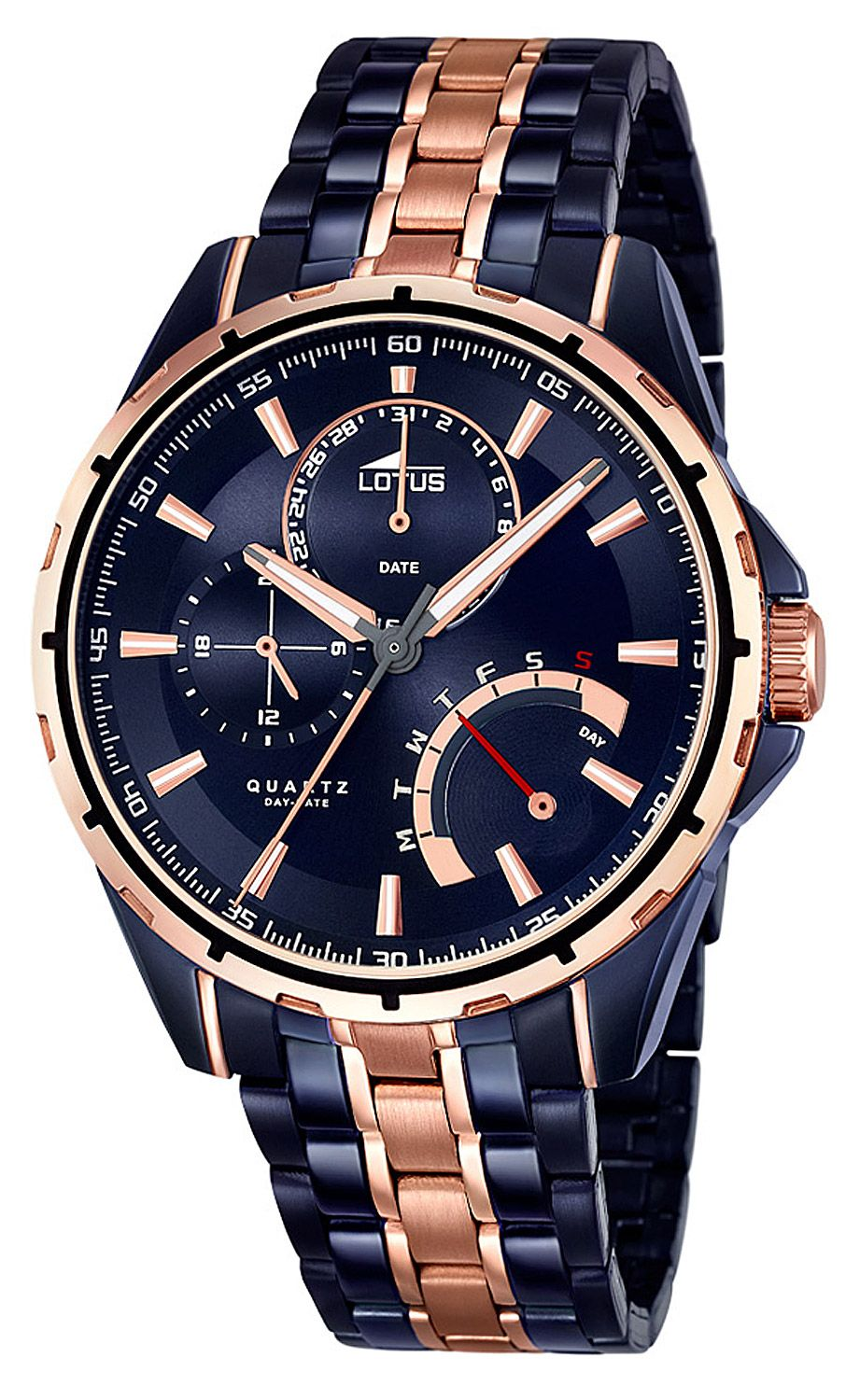 2bda8da8af0d Buy LOTUS 18205 1 Multifunction Mens Watch now from uhrcenter Watch Shop.  ✓Official Lotus Stockist!