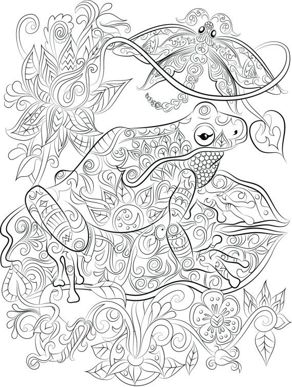 Mandala Activity Colouring Book Pad For Adults Children Kids Large Arts Crafts