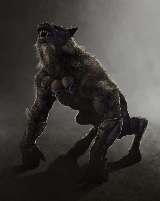 Resultado de imagen de hombre lobo tumblr