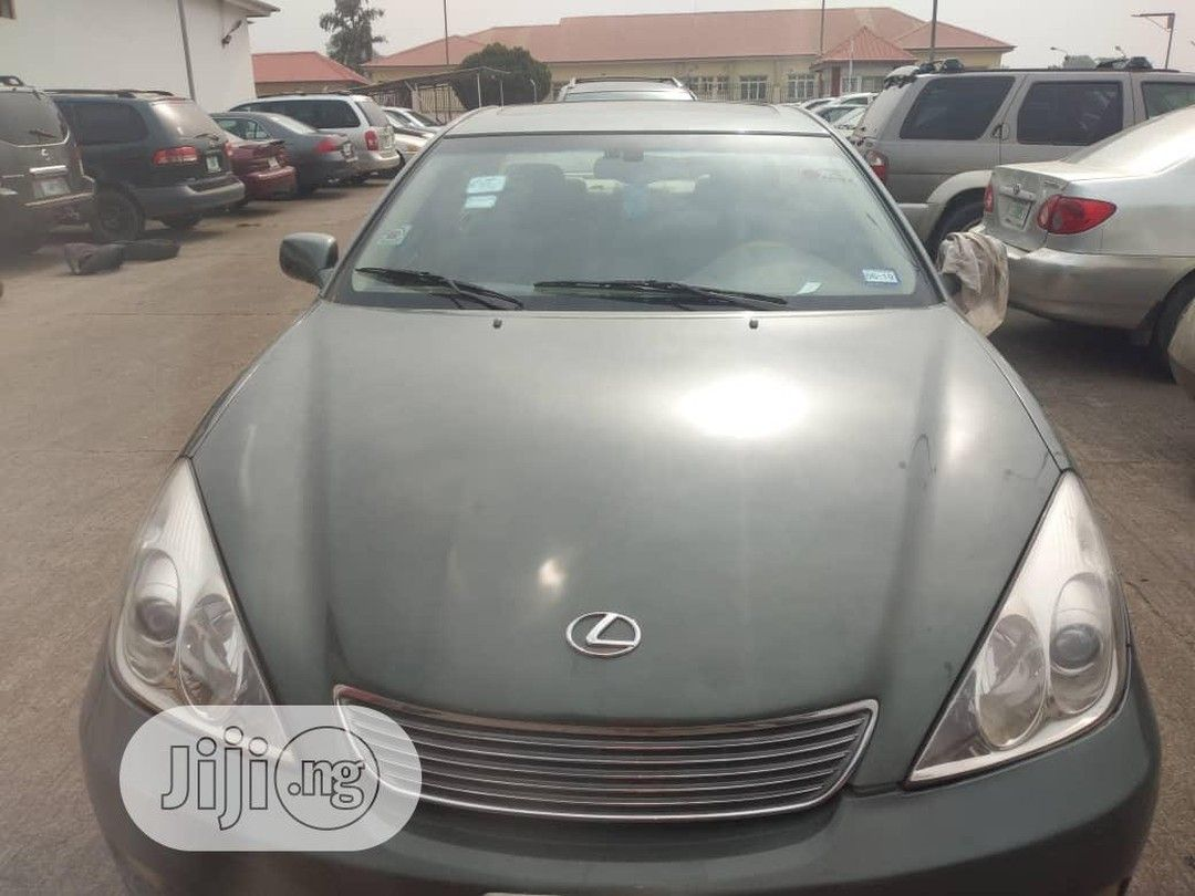 Lexus Es 2006 Green If You Have Been Dreaming Of Buying A Lexus Es330 And You Can T Afford A Tokunbo Here Is A Good One For You Th In 2020 Lexus