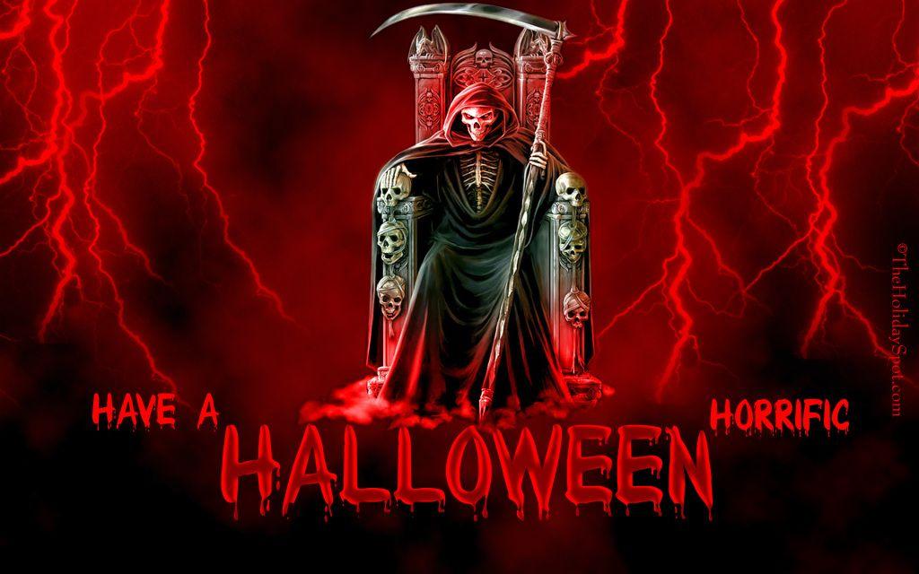Happy Halloween Ghost Horror Hd Wallpaper Halloween Wallpaper Halloween Images Halloween Pictures