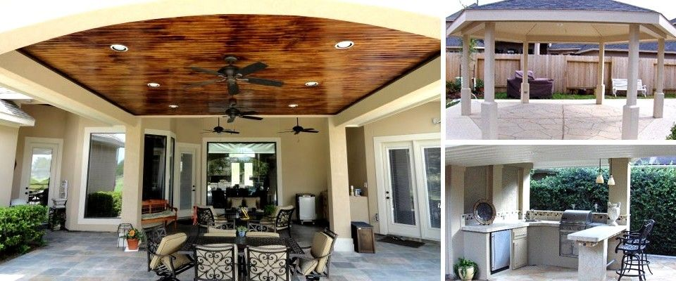 Elegant Find This Pin And More On Patio Covers Houston Texas By Houstonpatio.