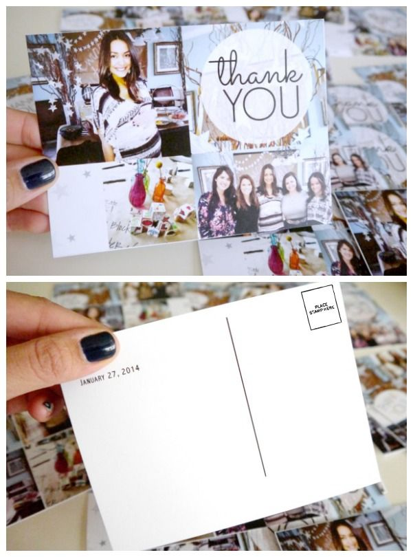 how to make postcards on word