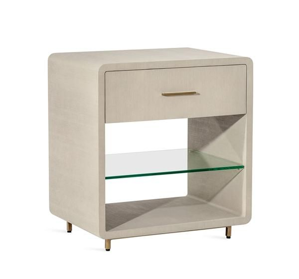 Alma 24 Nightstand Taupe In 2019 Clearance Limited Stock
