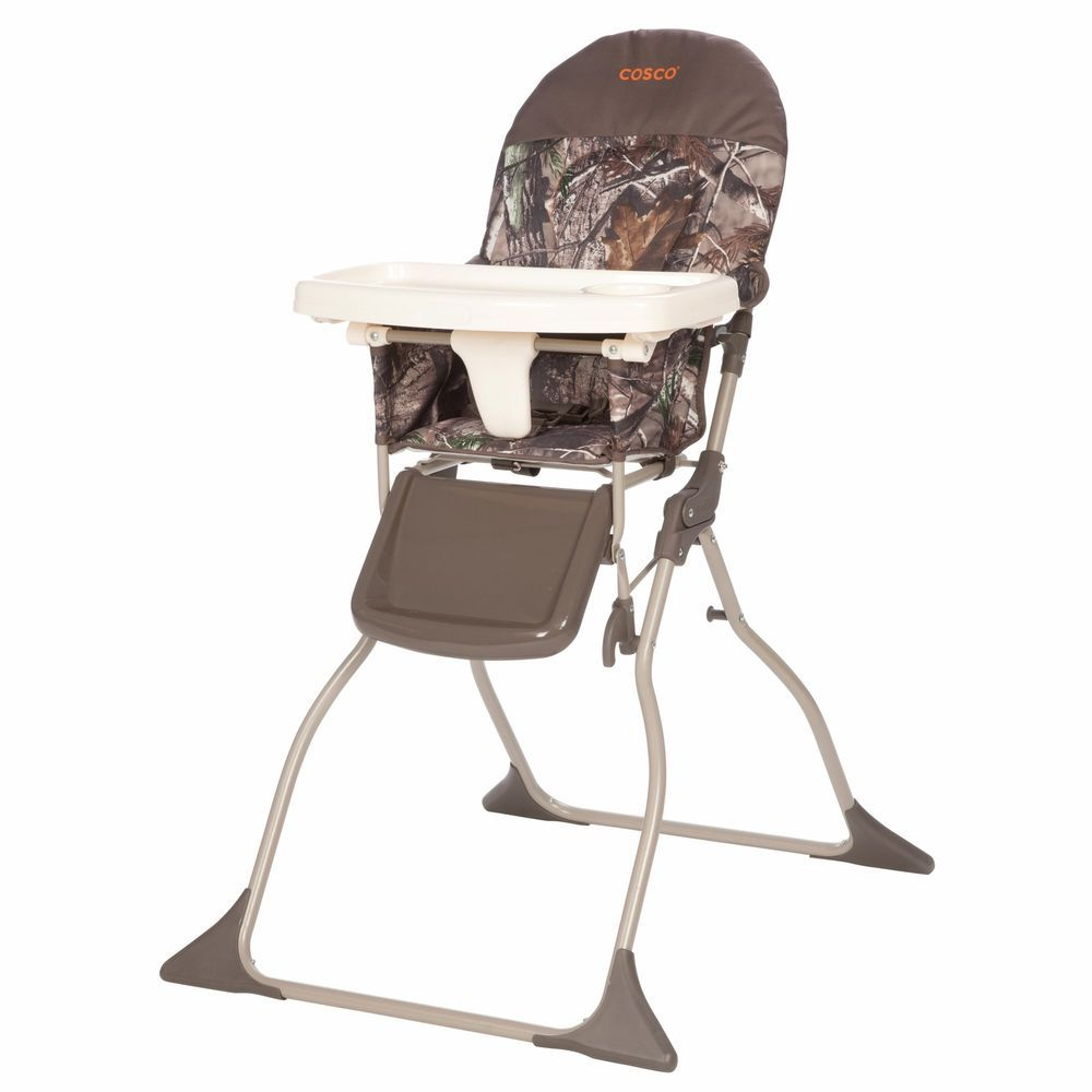 This Is The Cosco Baby Toddler High Chair Folding Portable Kid Eat Padded Seat Realtree New Folds Flat And St Folding High Chair Toddler High Chair High Chair