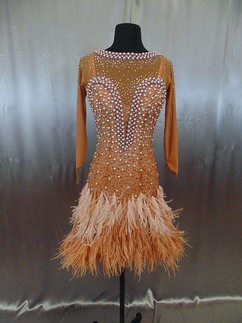 Artistry In Motion Julia Gorchakova | Competition Ballroom Dancewear