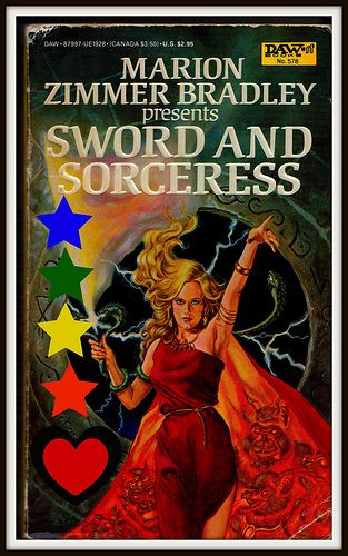 Marion Zimmer Bradley edited Sword and Sorceress, the first anthology, published in 1984. Marion Zimmer Bradley's Sword and Sorceress series always featured the best in contemporary women's fantasy. These original stories of brave, talented, and heroic women will take readers through enchanted realms of the imagination into danger both physical and mystical, where the only way to survive is through the power of sword and spell.