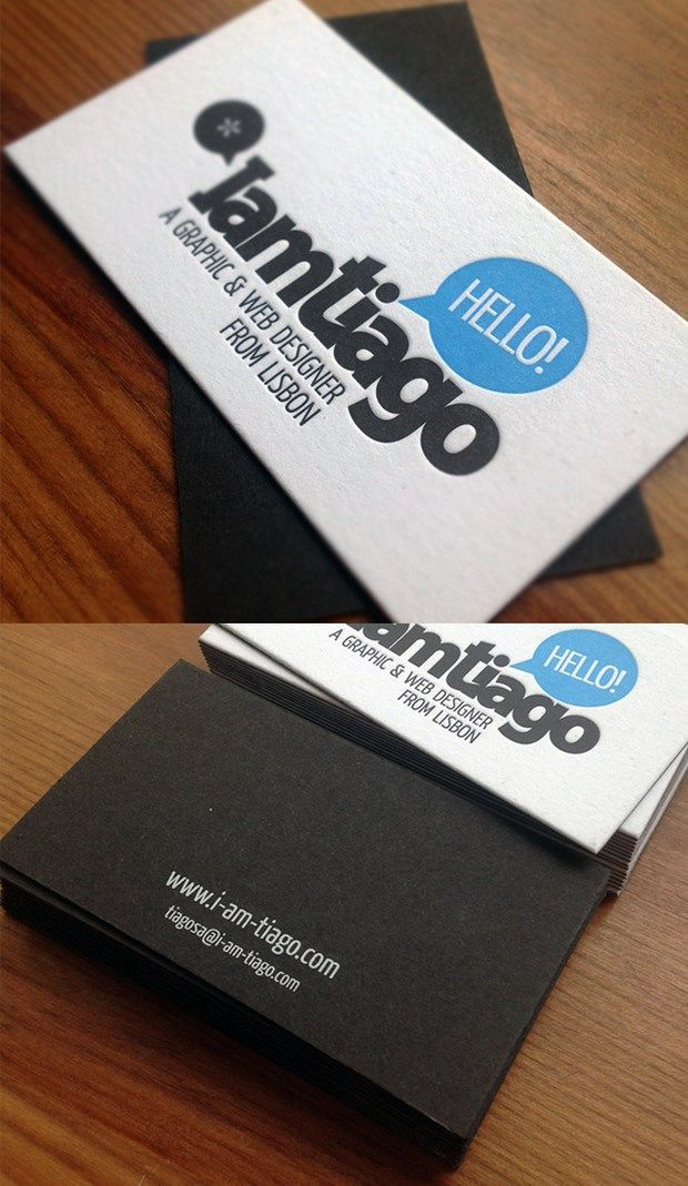 25 Creative Business Card Design Inspiration | bussiness card ...