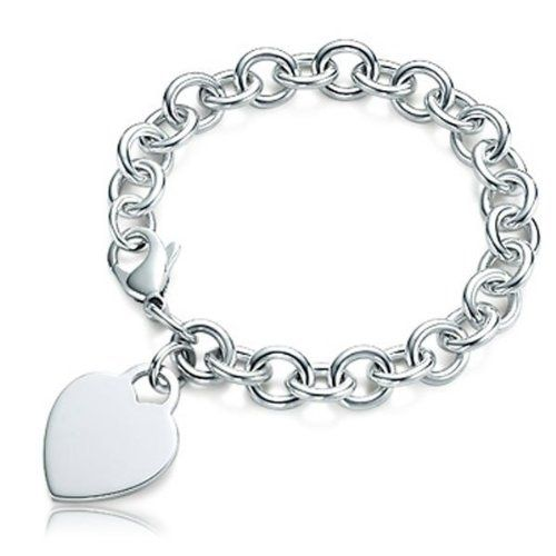 739ea6341 Sterling Silver Tiffany Style Engravable Bracelet * Click image to review  more details. (This is an affiliate link) #Jewelry