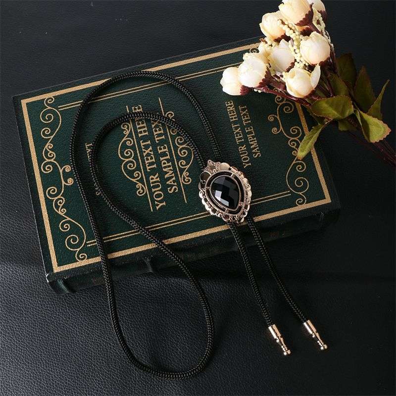 Find More Ties & Handkerchiefs Information about Fashion Style Bolo Ties for Men Black Drop Rhinestone Cowboy Style Shoestring Necktie Gift Jewelry Bolo Necklace Women Neckwear,High Quality fashion mens ties,China tie skull Suppliers, Cheap tie the knot wedding from Dotes Mall on Aliexpress.com