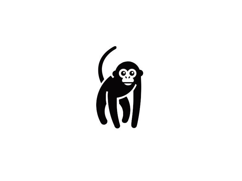 Monkey logo google business cards pinterest monkey monkey logo google reheart Gallery