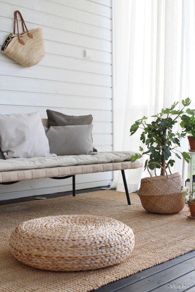 Villa H Floor Seating Bali Furniture Decor
