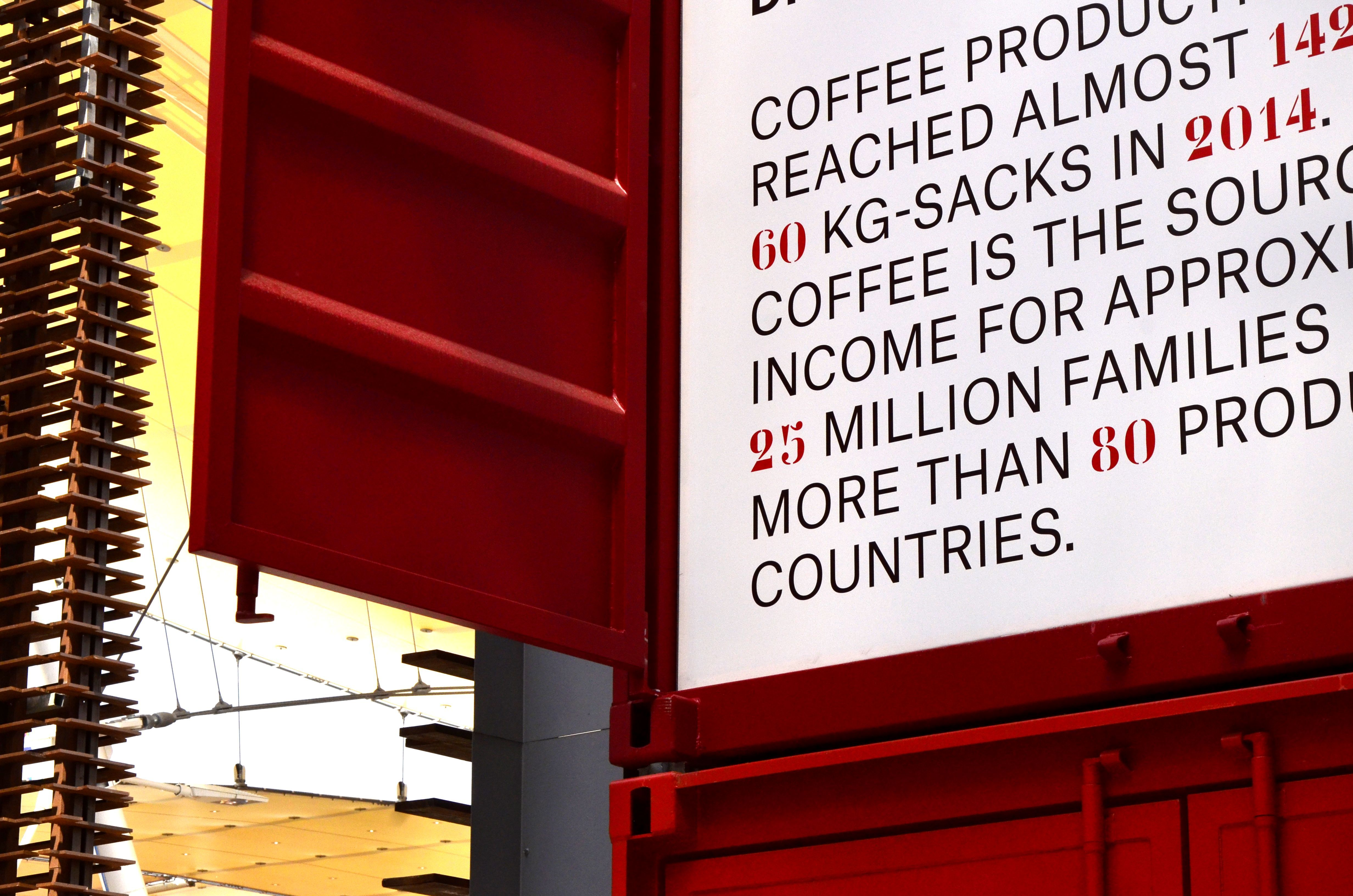 Coffee: The Engine of Ideas #Cluster #Expo2015