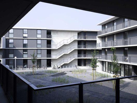 Perfekt Student Dormitory,© Stefan Müller Naumann