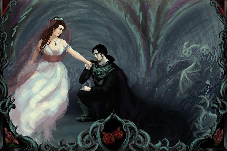 Persephone And Hades – Jynette Tigner